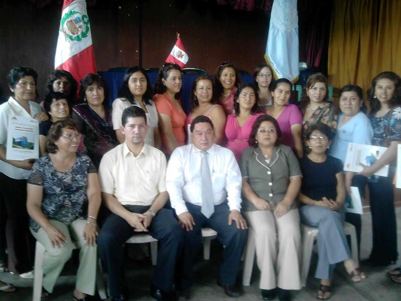 Adjudicacion de plazas docentes 2016 ugel 01 for Plazas concurso docente 2016