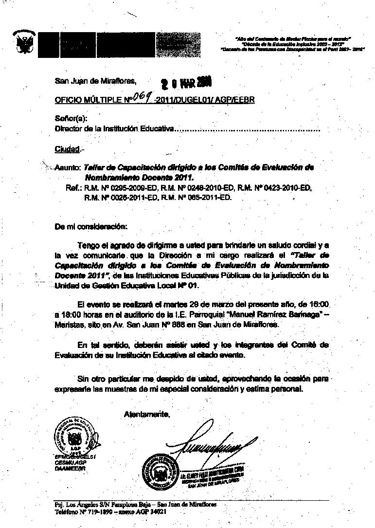 ADJUDICACIÓN: MIÉRCOLES 30 DE MARZO – MÁS PLAZAS DE INICIAL Y ...
