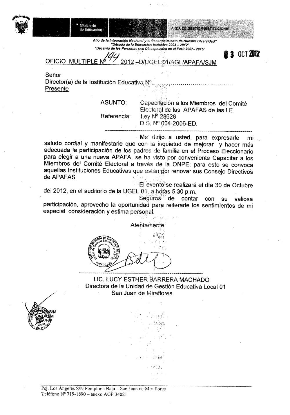 CAPACITACIÓN A LOS INTEGRANTES DEL EQUIPO ELECTORAL DE LOS MUNICIPIOS ...