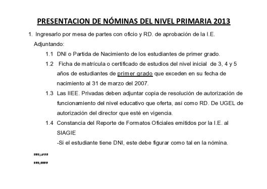 presentacion de nominas del nivel primaria 2013_1