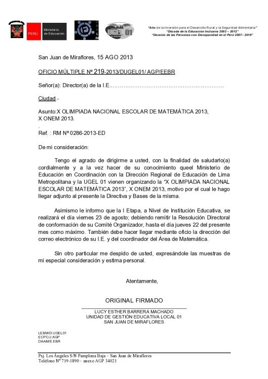 oficio x onem 2013_1