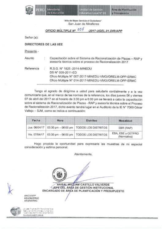 Comunicado Taller de Racionalizacion 06 y 07 (1)_001